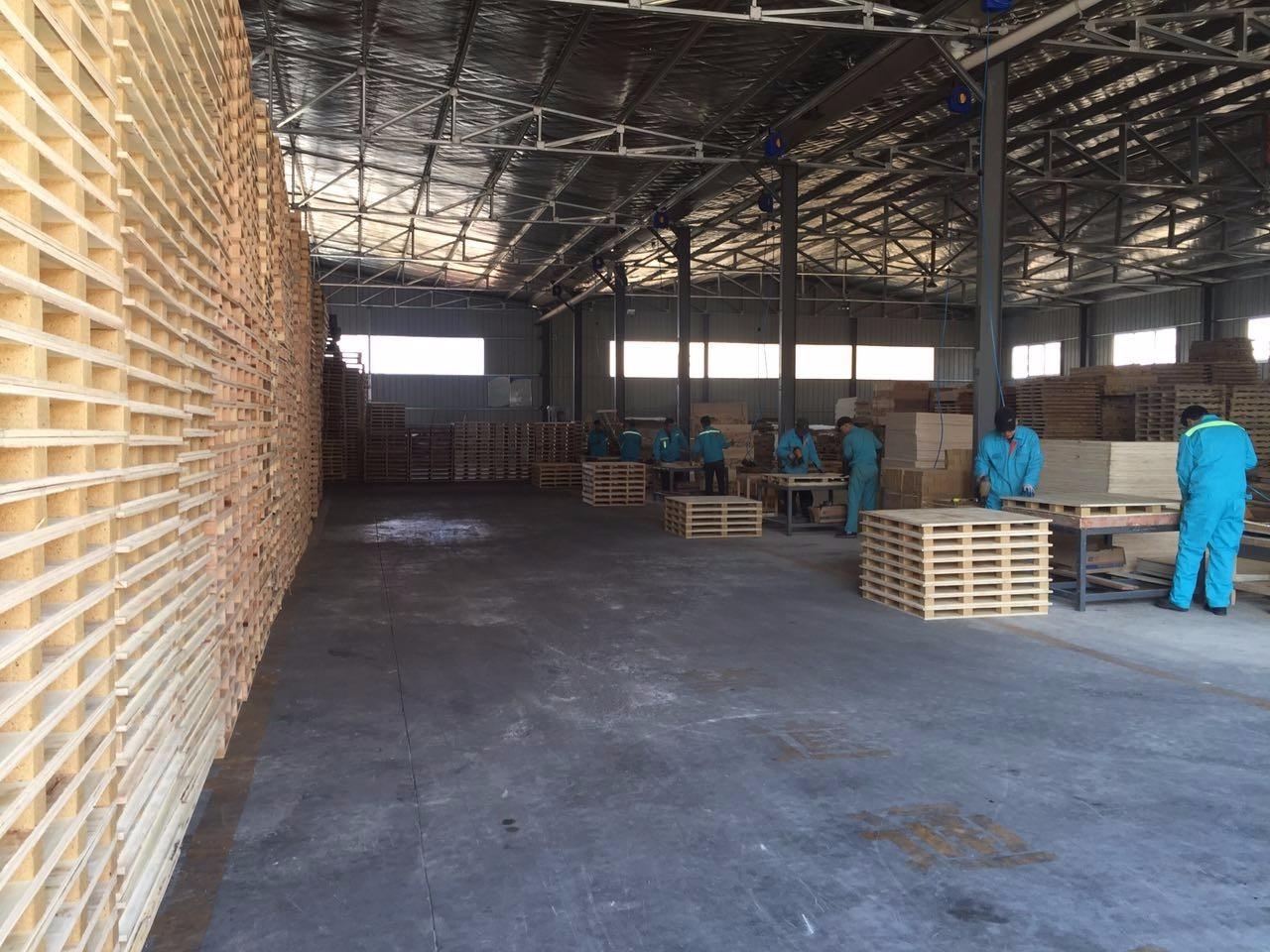 清河化工桶专用木托盘制造