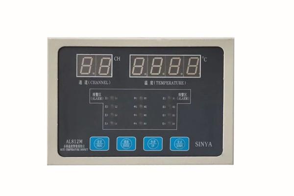 温度巡检仪AL812M生产
