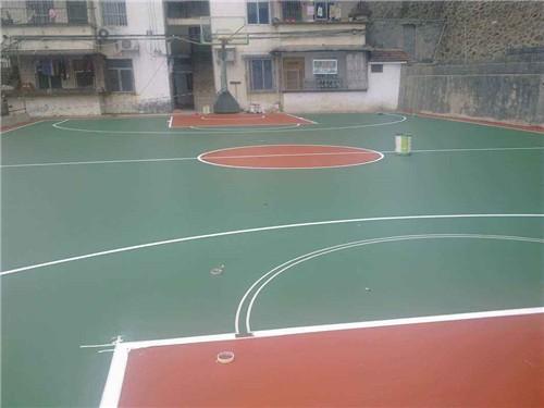 广西壮族自治区北海市硅pu塑胶球场施工方案