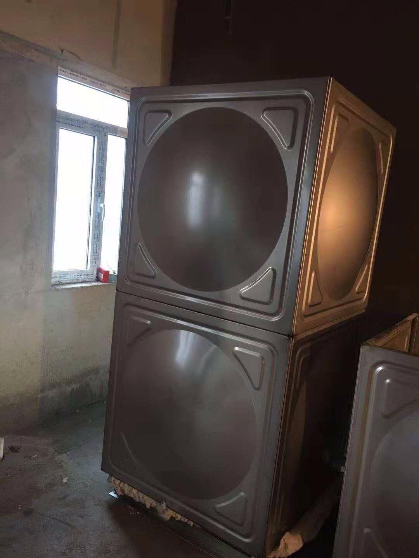讷河不锈钢供水水箱价格