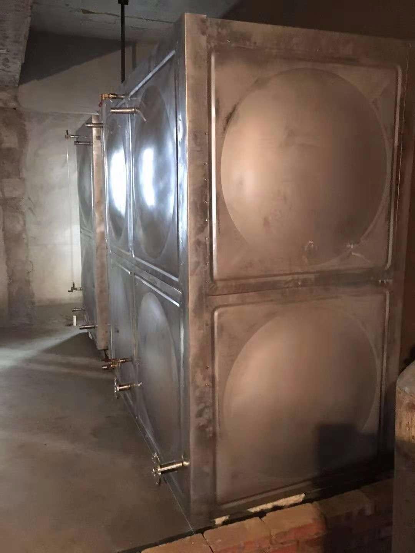 抚松不锈钢蓄热水箱销售厂家