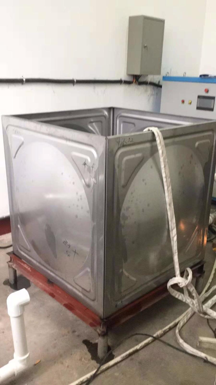白城不锈钢拼装水箱厂家批发价格