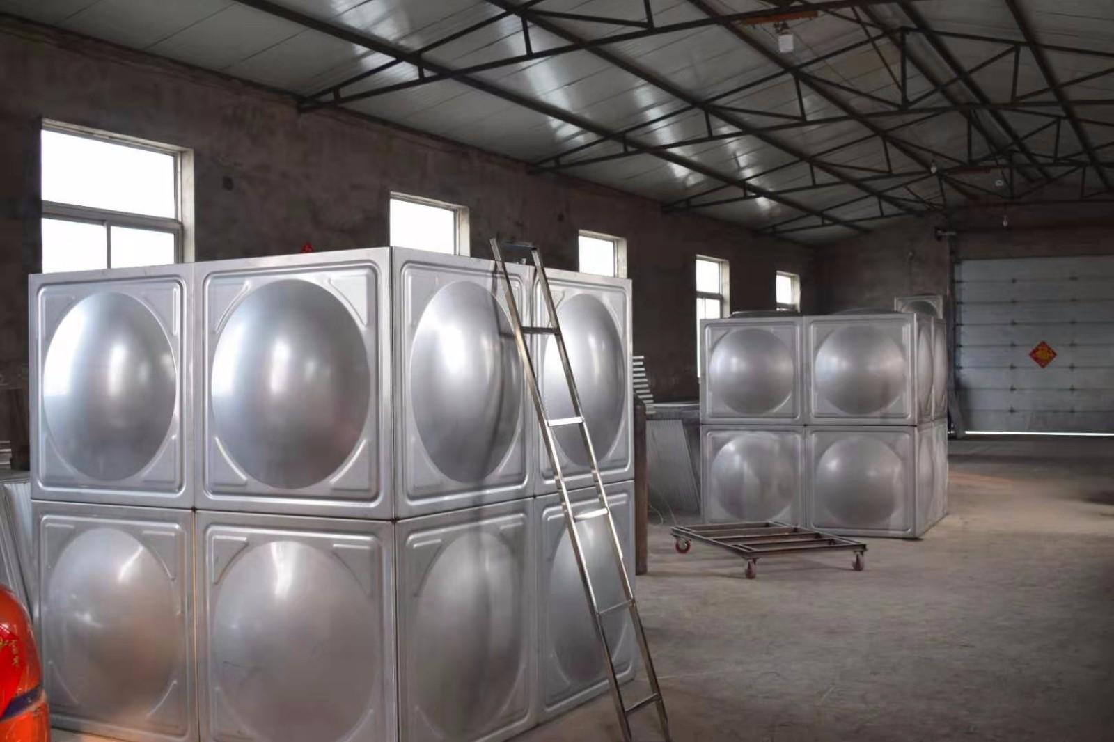 牡丹江宁安不锈钢给水水箱专业生产