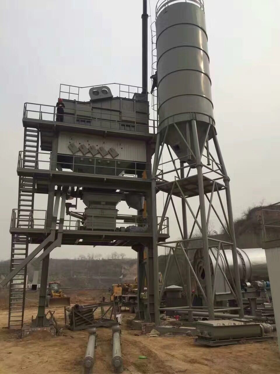 抚顺稳定土搅拌机械生产工厂