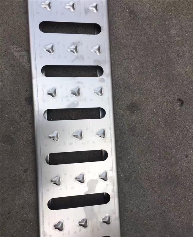 汕尾異形不銹鋼沖孔板加工價格