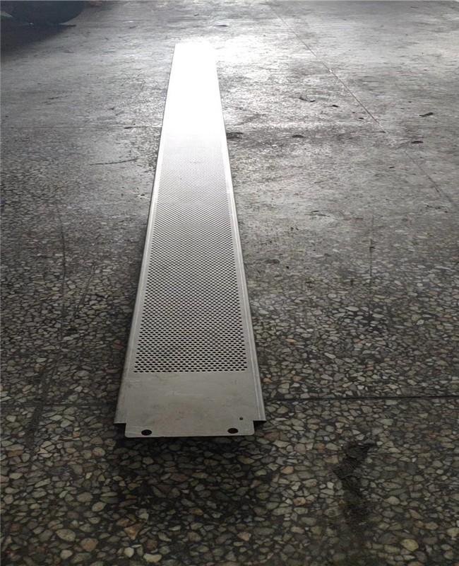汕尾圓孔不銹鋼沖孔板可減少噪音