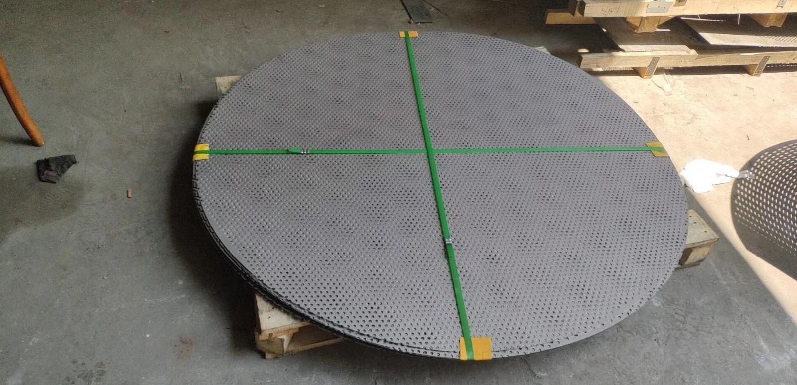 汕尾裝飾沖孔網板制作方法