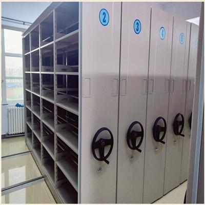 葫芦岛圆盘式手动密集柜资料2021促销订购