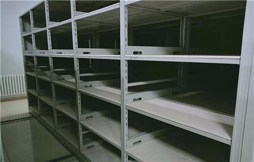 重庆垫江自动档案柜常见故障