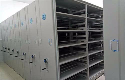 西藏手动型档案密集架型号