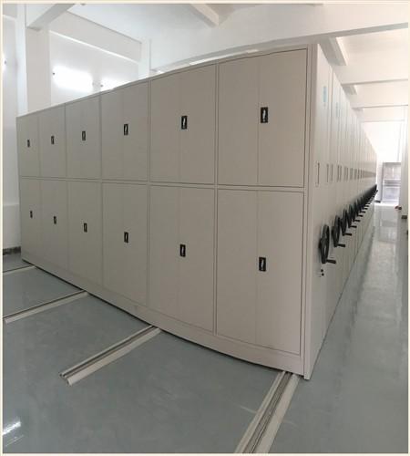 洪湖市智能电动密集柜不锈钢