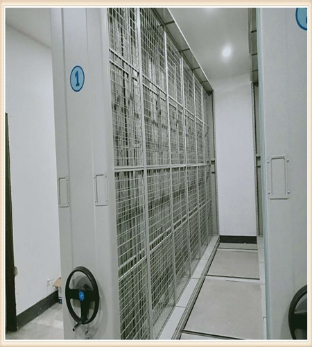 成都档案馆藏室密集柜近年现状和发展趋势预测