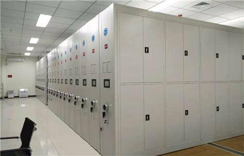 宿松檔案資料室密集柜生產