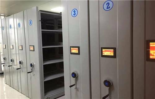 柳州柳江综合档案室密集柜有做