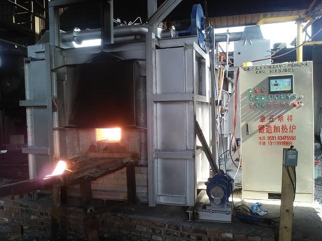 通渭天然氣鍛造爐廠家批發價格
