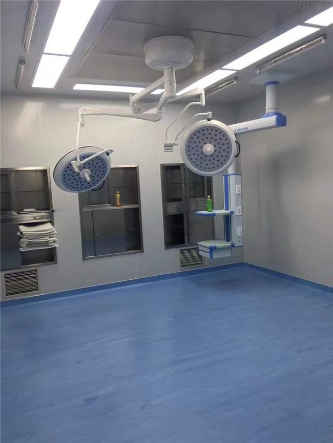 内蒙古实验室净化工程更能做到精益求精