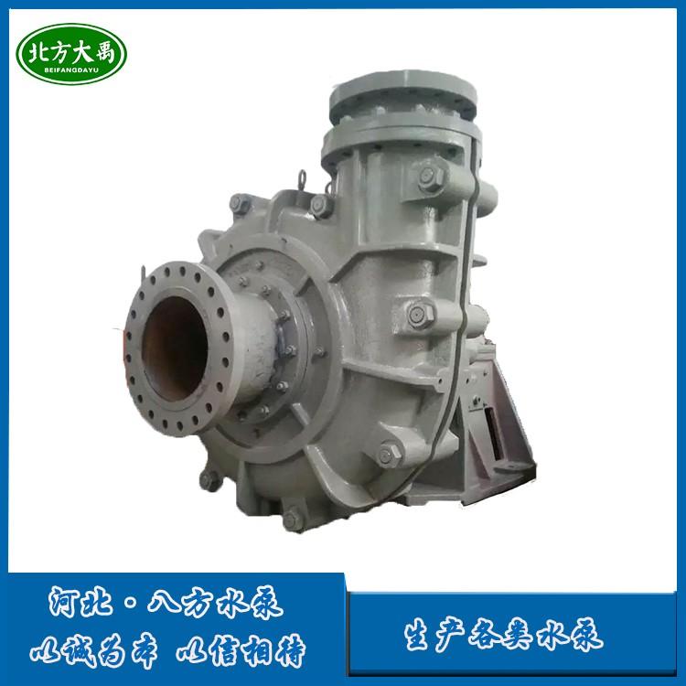 丰润200ZJ-I-A68无堵塞渣浆泵调试注意