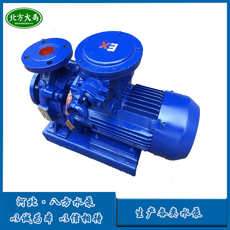 龙海市ISW125-315C消防增压管道泵清理-厂家直销