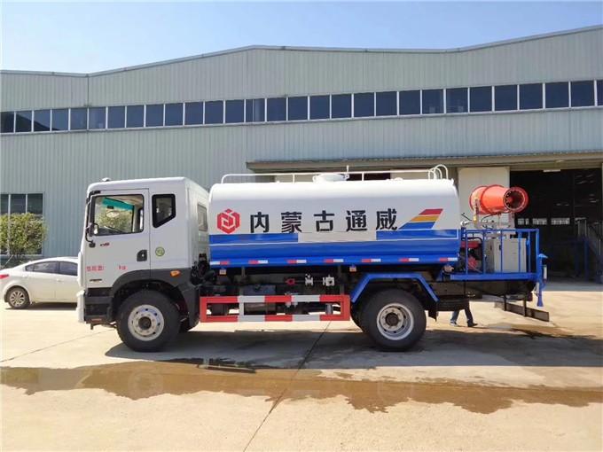 10吨电动浇水车-10吨纯电动浇水车