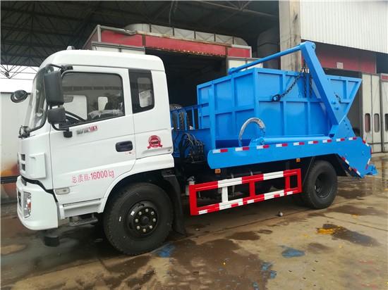 耐腐蚀环保车8吨8方污泥运输车-8吨污泥运输车按揭
