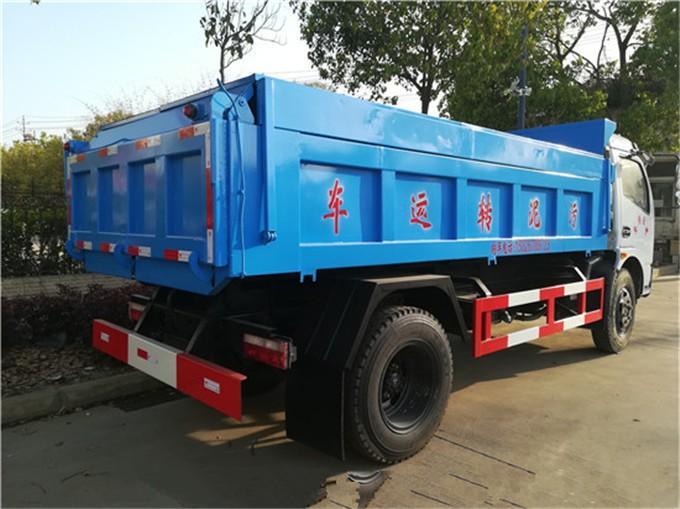 新款领衔10吨粪污粪便运输车/18吨污粪便淤泥运输车详情介绍