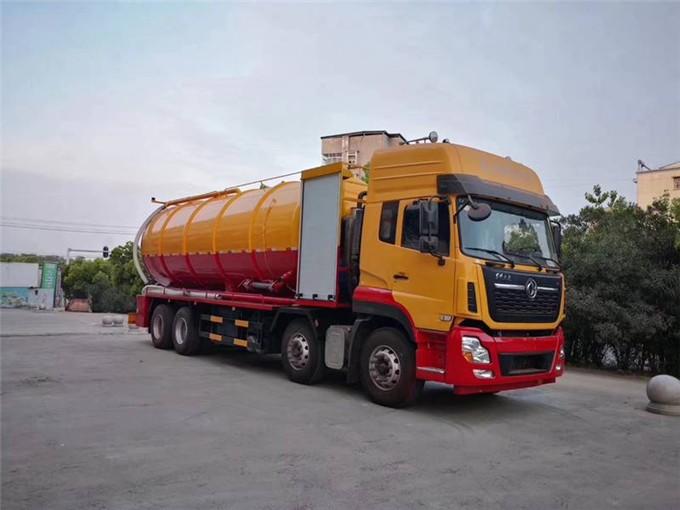 水务集团污泥自卸车多少钱-10立方12立方污泥转运车生产厂家