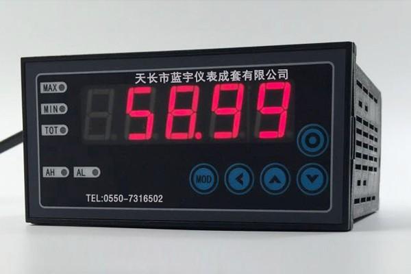 XMTG-H83-00-021A数字显示控制仪