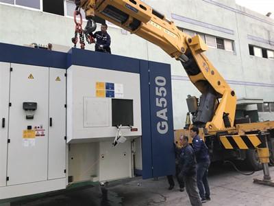靖江马桥大型工厂设备搬迁公司苏安吊装搬运公司