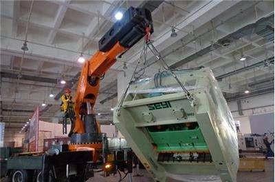 无锡新区工厂搬迁公司设备齐全